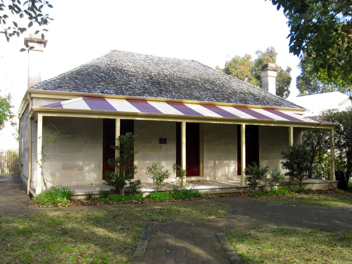Clontarf Cottage